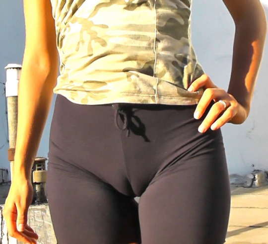 Ass public pants tight yoga
