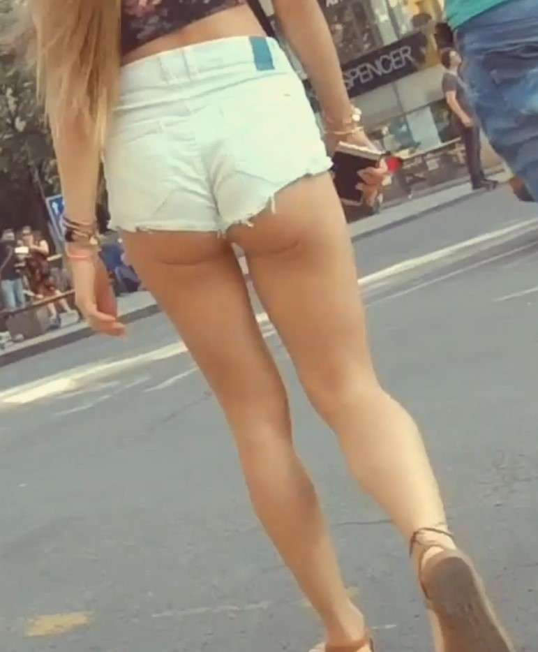 young tight ass